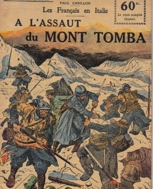 1219/4 décembre 1917: les Français en Italie