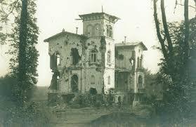 1218/3 décembre 1917: en Belgique, Polderhoek Chateau (disparu)