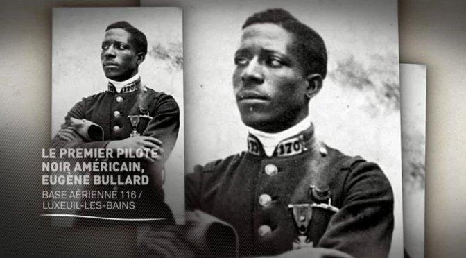 (vidéo) Le premier pilote noir américain, Eugène Bullard