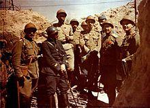 1238/23 décembre 1917:création d'une Légion russe