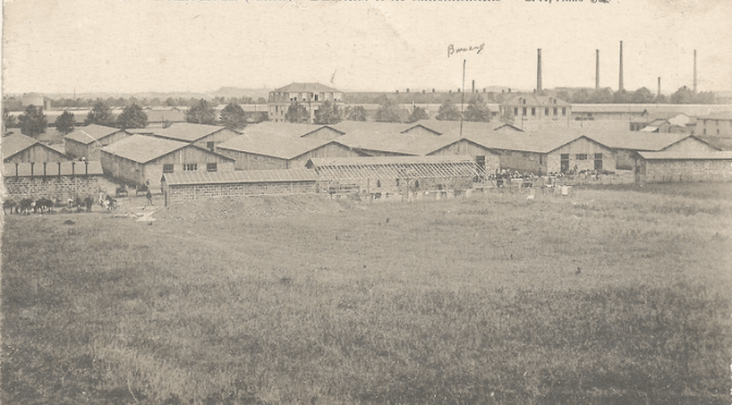 1239/24 décembre 1917: Terre d'Afrique à l'arsenal de Vénissieux