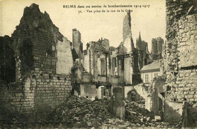 1264/ 18 janvier 1918