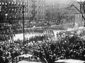 1241/26 décembre 1917: les Harlem Hellfighters à Bresti