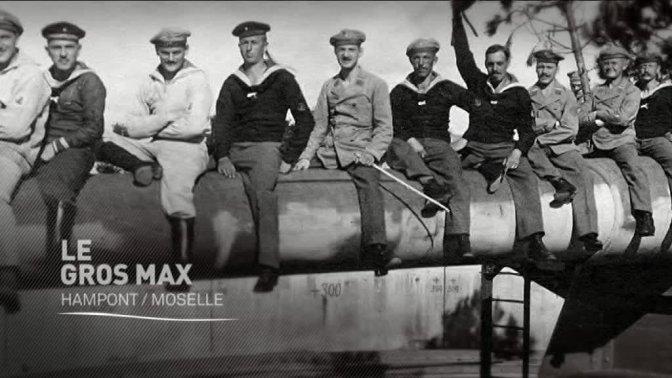 (vidéo)Armement allemand : le gros Max