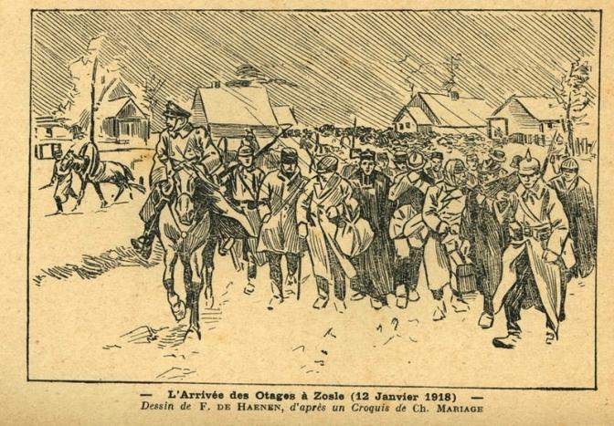 1258/12 janvier 1918
