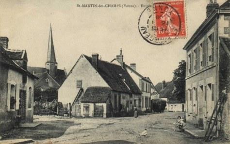 2 saint martin des champs