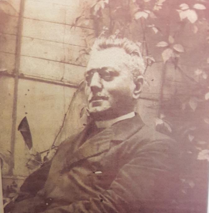 1.-Carnet de guerre du Rémois Louis Guédet: 29 juillet – 31 août 191477