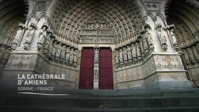 (vidéo) La cathédrale d'Amiens protégée durant le conflit