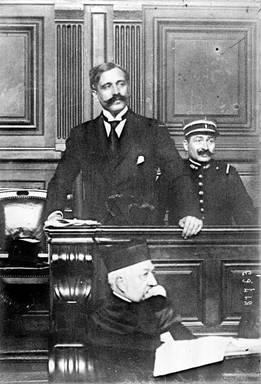1291/14 février 1918: Paul Bolo condamné à mort