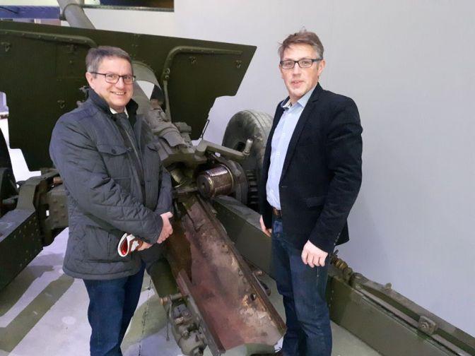 Le musée Guerre et Paix des Ardennes rouvre ses portes le 22 janvier