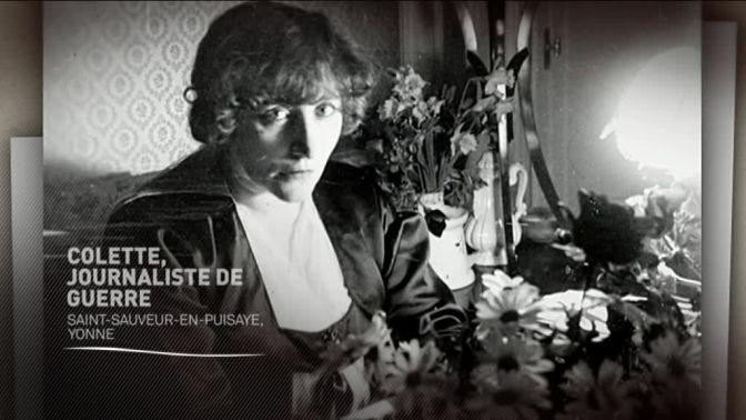 (vidéo) Colette, journaliste de guerre
