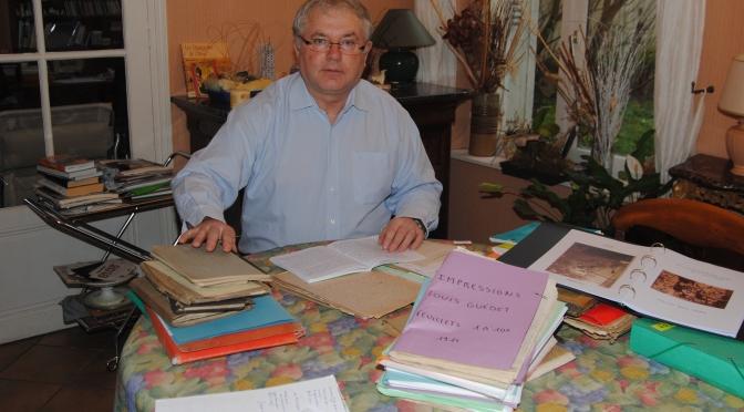 1914-1919: François-Xavier Guédet décrypte les écrits de son grand-père rémois