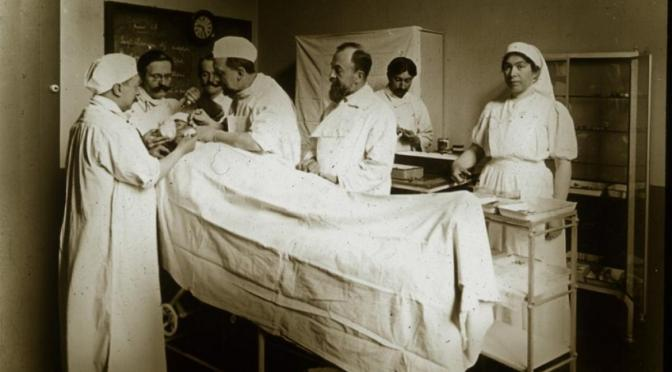 1306/1 mars 1918: la chirurgie réparatrice est née avec les «Gueules cassées»