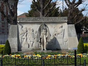 1300/23 février 1918: l'instituteur Henri Legrand fusillé