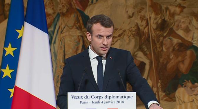 Centenaire: Macron invitera 80 dirigeants mondiaux le 11 novembre