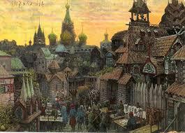 1310/5 mars 1918: Moscou nouvelle capitale de la Russie