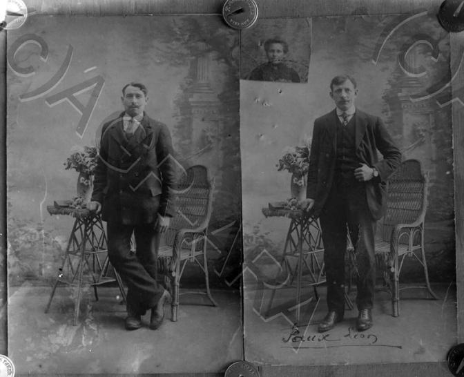 1302/25 février 1918: condamnés à mortpour «Espionnage par pigeons voyageurs»