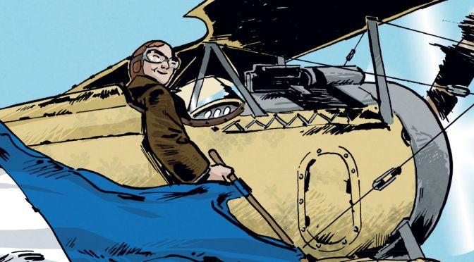 1323/18 mars 1918: (Aviation) mort du jeuneJean-Corentin Carré