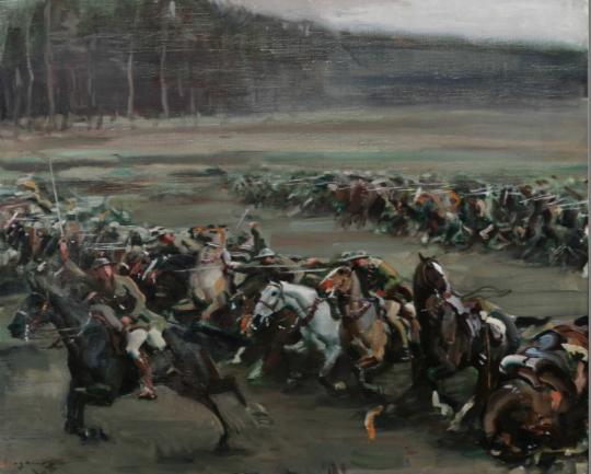 1335/30 mars 1918: la bataille du bois de Moreuil (Somme)