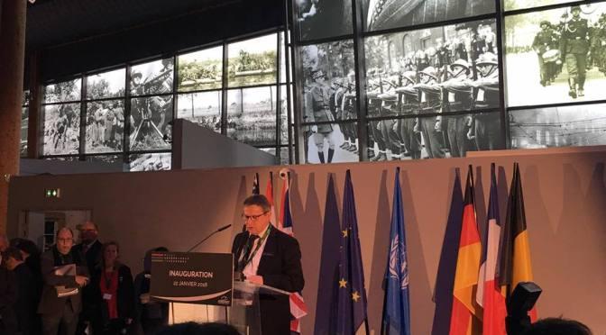 100 ans d'histoire franco-allemande au musée Guerre et Paix en Ardennes
