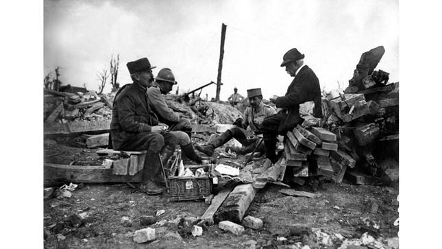 1313/8 mars 1918: discours de Clémenceau: «je fais la guerre»7