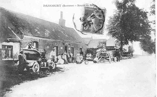 1332/27 mars 1918: les Allemands prennent Montdidier