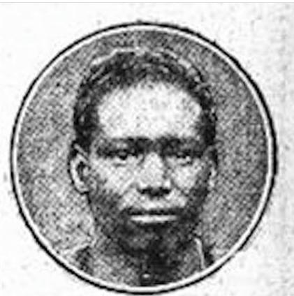 1354/18 avril 1918: Condamnation au bagne du tirailleur nigérien Cheikhou Cissé