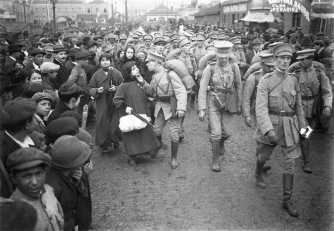 1345/9 avril 1918: le contingent portugais dans la Grande guerre