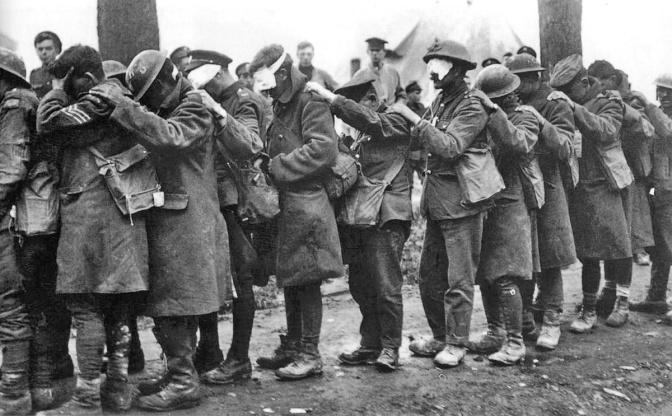1346/10 avril 1918: «Voilà maintenant un an que je suis loin de toi»