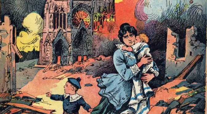 9) Carnets de guerre de Louis Guédet (1 janvier- 23 juin 1915) Entre Reims, Paris et Saint-Martin aux Champs