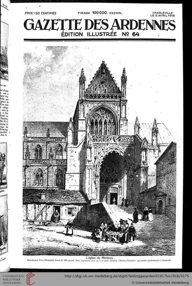 1344/8 avril 1918