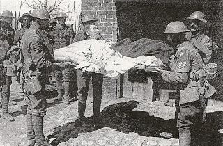 1348/12 avril 1918:le ruisseau rouge