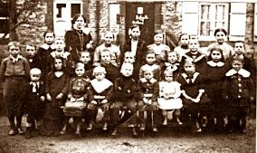 1363/27 avril 1918: l'école avant et pendant la guerre dans les Ardennes