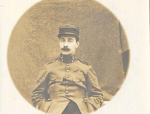 1368/2 mai 1918: lettre de Georges à sa chère petite Jeannot chérie