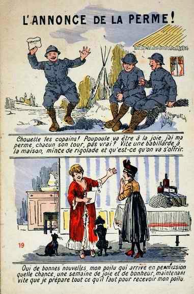 1387/21 mai 1918: un nettoyeur de tranchées en Italie