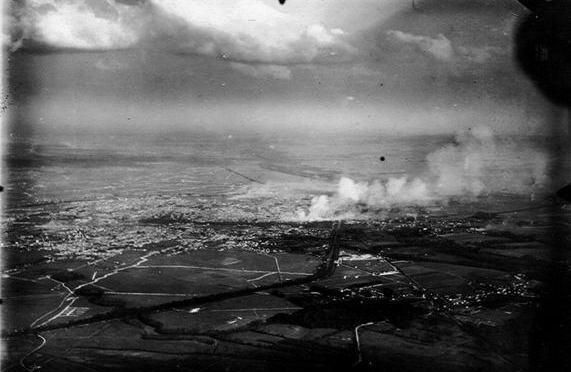 1393/27 mai 1918: Deuxième bataille de la Marne ou 3ème bataille de l'Aisne!