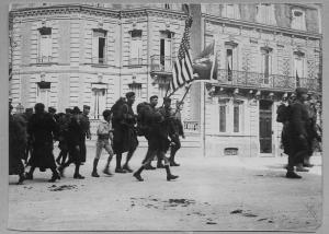 1386/20 mai 1918: Le Havre: officialisation de la base américaine