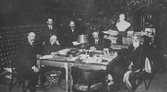 1917: quand la mairie de Reims était à Paris