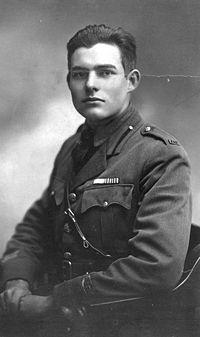 1404/7 juin 1918: Hemingway débarque en Italie