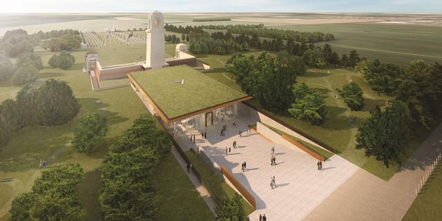 Un musée en hommage à l'engagement australien en 14-18 ouvre ses portes dans la Somme