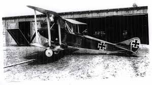 1421/24 juin 1918: Bezannes: un avion allemand abattu