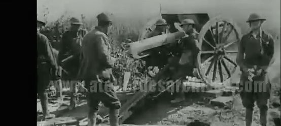 1440/13 juillet 1918: (vidéo)L'offensive alliée de juillet