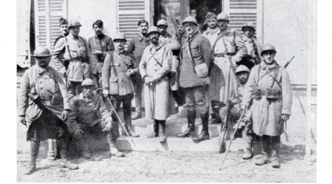 1460/2 août 1918