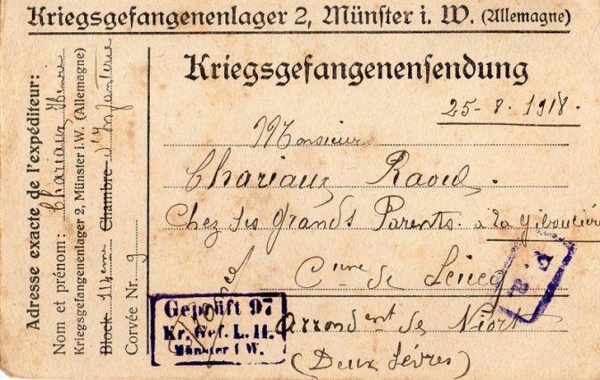 1483/25 août 1918