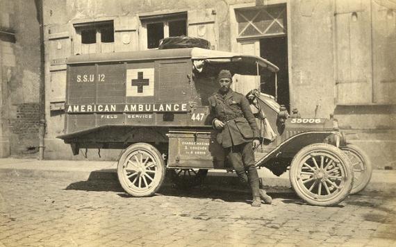 1478/18 août 1918: Arcis-le-Ponsart (Marne) : pourquoi unerue Henri Howard Houston ?