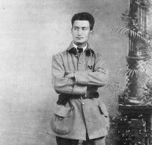 1480/22 août 1918: Jean Giono dans le conflit au sein du 140e RI