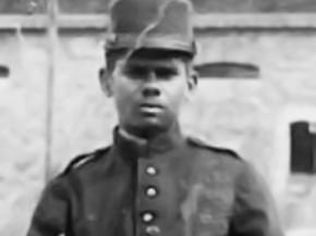 1491/2 septembre 1918: mort du pilote martiniquais, le lieutenant Guibert Jean-Marie