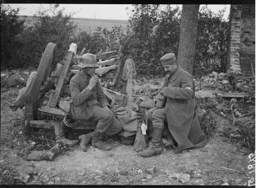 1522/2 octobre 1918: octobre 1918 : le prélude de la victoire