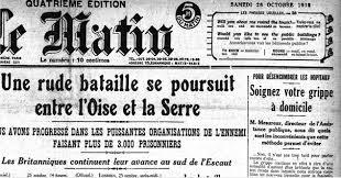 1546/26 octobre 1918