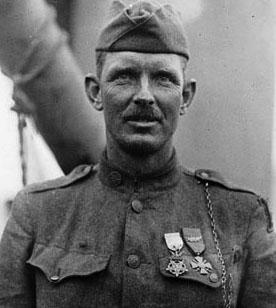 1528/8 octobre 1918: l'exploit du sergent York en Argonne